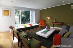 James' retro style for work and play   Habitat by Resene