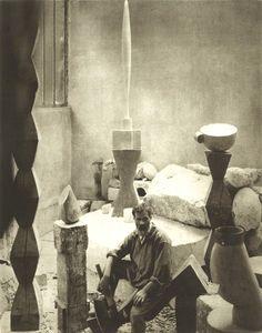 brancusi - Escultor expresionista