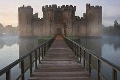 Bodiam Castle UK