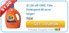 New Coupons!!! Including Dole, Alpo, Nestle, Oxi, Crest, and many more! - Nifty Thrifty Savings