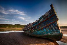 Dulas Shipwreck by CharmingPhotography.deviantart.com on @deviantART