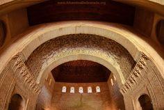 Salon de Embajadores, La Alhambra-Granada....mi tierra!
