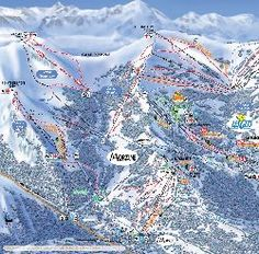 Guide to skiing in Morzine, Portes du Soleil, France; pistes, lifts and snow! Fabulous hotels, ski hire savings and holidays to the French ski resort. Ice Skiing, Overseas Travel, Ski Lift, French Alps, Trail Maps, Come And See, Ski And Snowboard, Mount Everest, Natural Beauty