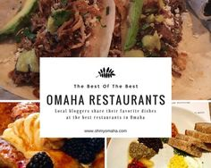 We know how to eat out in #Omaha.  Here's what you should try this weekend! @oh