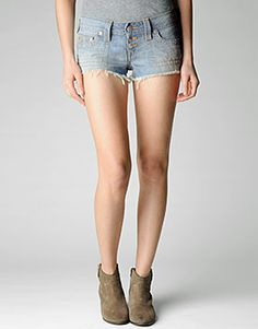 Women's Jean Shorts | Cut Off Jeans at TRUE RELIGION #TRHoliday13