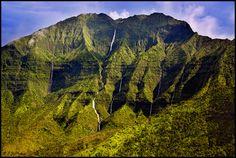 Mount Waialeale kauai hawaii | Mt. Waialeale, Kauai, HI