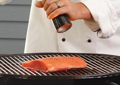 Your grill isn't just for burgers and steaks. Let our dietitians teach you how to grill seafood like a pro.