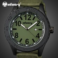 Affordable Survival Gear  INFANTRY Watch Me... Subscribe for updates and discounts http://militarytacticalsurvivalgear.com/products/infantry-watch-men-ultra-thin-nylon-quartz-watches-luminous-30m-waterproof?utm_campaign=social_autopilot&utm_source=pin&utm_medium=pin