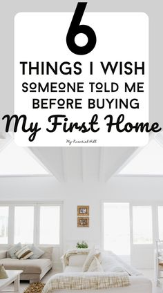 Home Buying Tips, Buying Your First Home, Home Buying Process, New Home Buyer, First Time Home Buyers, New Home Owner Tips, First Home Owners, Frugal Living Tips, Real Estate Tips