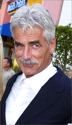 Sam Elliot as Ebenezer McCoy, Harry's Mentor, the Black Staff and Harry's Grand father.