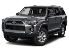 New 2017 Toyota 4Runner SR5 Premium SUV in Haverhill, MA