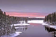 Grass River, Manitoba Canada