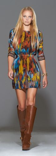 Awesome aztec print