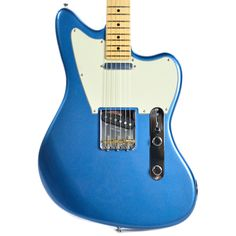 Fender Limited Edition Offset Telecaster Lake Placid Blue from Chicago Music Exchange
