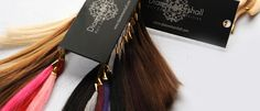 Available in 29 rich colours, the Dianne Marshall remi hair extension collection are red carpet ready-to-wear extensions! www.diannemarshall.com