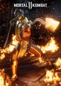 Get the New Mortal Kombat 11 Wallpapers with All the characters Scorpion, Jade, Sub Zero and others. You can Pre Order the Game Now Escorpion Mortal Kombat, Mortal Kombat Scorpion, Mortal Kombat Memes, Sub Zero, Video Game Art, Video Games, Mortal Kombat X Wallpapers, Les Reptiles, Mileena