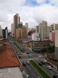 Curitiba-Paraná, Brasil