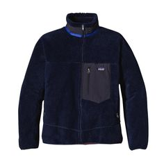 Patagonia Men\'s Classic Retro-X\u00AE Fleece Jacket - Classic Navy CNY-565