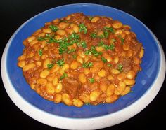 Cooking to De-Stress: Loubia - Moroccan White Beans with Beef