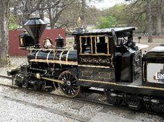 Brackenridge Eagle Miniature Train Ride