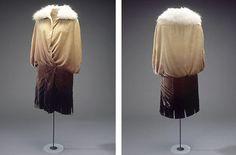 Teaterkåbe 1920's theater/evening coat