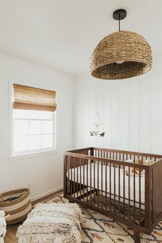 Excited to finally reveal Rex's finished nursery!  I had way to much fun remodeling and decorating this room.  Before finding...