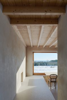 Designed by Tham & Videgard Arkitekter, Atrium House is a holiday home located on the island of Gotland in the Baltic Sea for a family of three generations Maison Atrium, Casa Atrium, Interior Architecture, Interior And Exterior, Interior Design, Vernacular Architecture, Minimalist Architecture, Design Interiors, Casa Patio