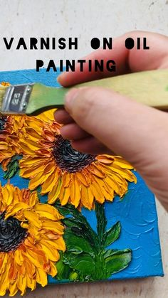 Simple Oil Painting, Painting Tips, Painting Techniques, Pallette Knife Painting, Palette Knife, Urdu Thoughts, Easy Paintings, Diy Wall Decor, Custom Paint