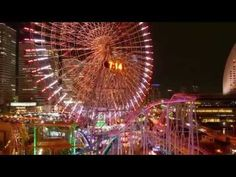 YOKOHAMA CHRISTMAS LIGHTS Timelapse - YouTube