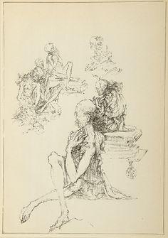 Salvador Dali, Accesory (1944) [From Fantastic Memories by Maurice Sandoz Illustrated by Salvador Dali] #drawing #art #artmarket #limitededition #artistoftheday #fineart #buyart #dali #illustration #surrealism