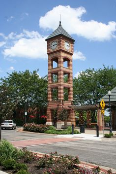 Clock Tower - downtown Overland Park
