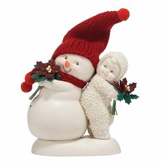 Snowbabies Figurine - You're the Best Gift of All: Department 56 Snowbabies Collection 4038106 #FineGifts #SnowbabiesCollectionFigurine
