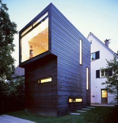 Tree House | Ludwigsburg, Germany | Architektur 109 | photo by Dietmar Strauß