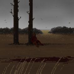Stunning Pixel Art Created by Waneella   it8Bit