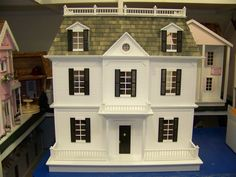 Dollhouses | Authentic Period Dollhouses and Miniatures