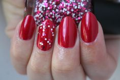 INNIE MINNIE MIGHTIE BOW http://beautyeditor.ca/2013/07/18/the-chic-red-and-pink-polish-collection-inspired-by-our-favourite-mouse/