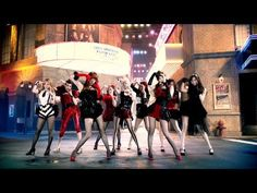 With a strange homage to Singing in the Rain, this music video has about four outfit schemes. GIRLS' GENERATION 少女時代_PAPARAZZI_Music Video