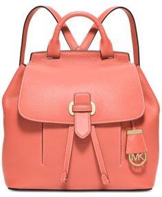 ddf3d9583b84 MICHAEL Michael Kors Romy Medium Backpack