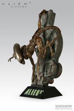Alien3 Diorama Polystone Diorama