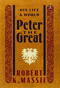 Amazon.com: Peter the Great: His Life and World (Modern Library)  Robert K. Massie. RL Brian Eno.
