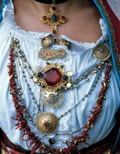 costume di oristano. One of the best ways to explore the island of Sardinia is…