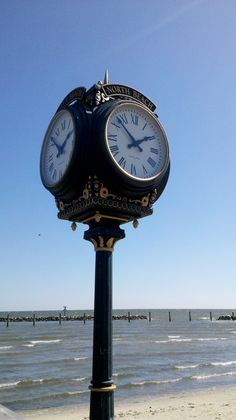North Beach, MD  - I loved the morning and evening walk on the boardwalk