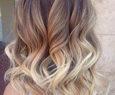 ombre hair - Sk p Go