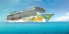 The Beautiful Cruise Ship in The Sea Book Now, JourneyCook