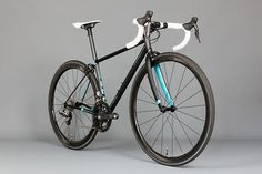 English Cycles 5.8kg carbon and steel superbike
