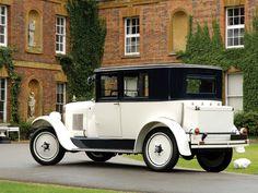 Dort Six 3-door Coupe '1924–????