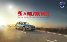 The New 2013 #Volvo #S60 T5 AWD is sleek and powerful, featuring our 250hp turbocharged engine. #VolvoJoyride
