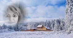 Δημιούργησε Την Προσωπική Σου Χριστουγεννιάτικη Φωτογραφία! Snow, Mountains, Nature, Travel, Outdoor, Aloe Vera, Winter Pictures, Outdoors, Naturaleza