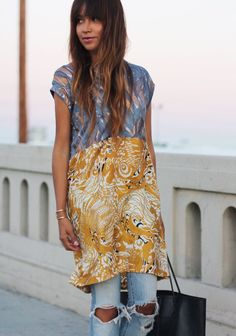 What to watch out for this summer'17? - fabulous tunic styles.