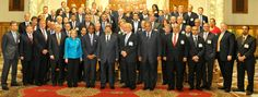 U.S.-Egypt Business Council-led Delegation of 50 U.S. Companies meets with President Mohammed Morsi in Cairo, Egypt.